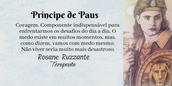 Tarot do dia Príncipe de paus