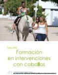 Curso de formación en Intervenciones Asistidas con Caballos que organiza la Asociación de Profesionales de Terapias con Caballos
