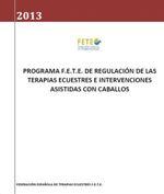 Programa F.E.T.E. de regulación I.A.C.