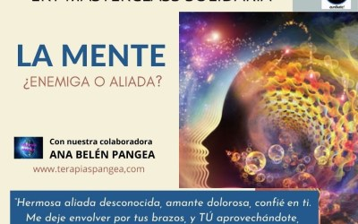 Masterclass: LA MENTE, ENEMIGA O ALIADA?