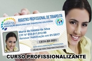 REGISTRO PROFISSIONAL DE TERAPEUTA CURSO DE RADIESTESIA E RADIÔNICA