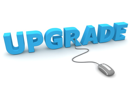 Browse the Upgrade アップグレード