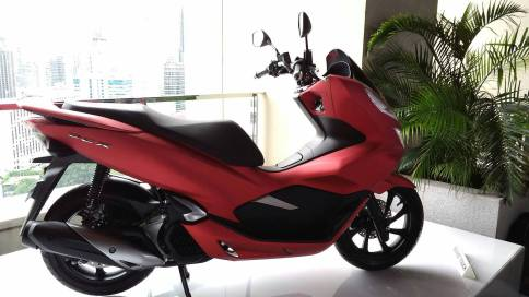 All New Honda PCX150 -4-Terasbiker.com