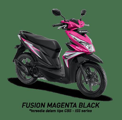 Pilihan Warna Baru All New Honda Beat 2018 8 Pilihan Warna Yang