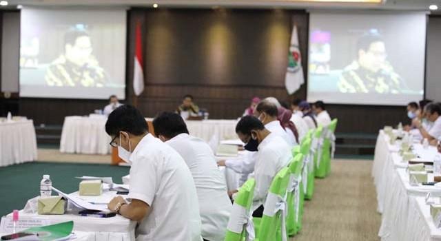 ujarnya pada Rapat Pimpinan Paripurna dengan eselon 1 dan 2 di Operational Room, Kantor Kemendes PDTT, Jakarta, Rabu (13/1/2021).