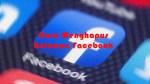 Cara Menghapus Halaman Facebook dengan Mudah