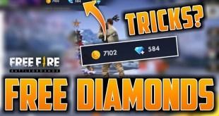 Inilah Cara Mendapatkan Diamond di Free Fire Gratis! Coba dan Buktikan!
