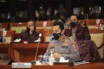 DPR Sudah Menyetujui Komjen Listyo Sigit Jadi Kapolri