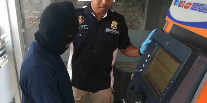 Pembobol ATM Dengan Modus Tukar Kartu Beraksi di Sidoarjo, Seketika Langsung Dapat Rp62 Juta