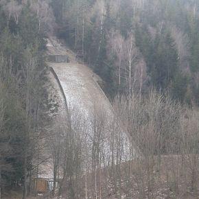 Skocznia Narciarska w Lubawce Fot. wikipedia.org