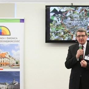 Prezydent Świdnicy - Wojciech Murdzek Fot. UM Świdnica