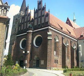 Bazylika Mniejsza - Kościół św. Jerzego Fot. www.ziebice.pl