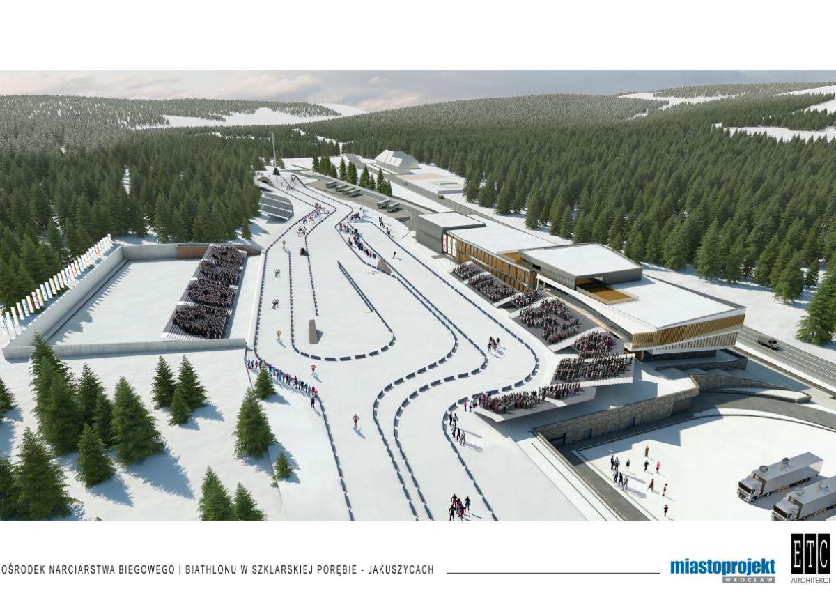 Jakuszyce będą miały nowy ośrodek narciarstwa biegowego