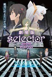 Nonton Film Gekijouban Selector Destructed WIXOSS (2016) Subtitle Indonesia Streaming Movie Download