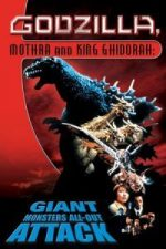 Nonton Film Godzilla, Mothra and King Ghidorah: Giant Monsters All-Out Attack (2001) Subtitle Indonesia Streaming Movie Download