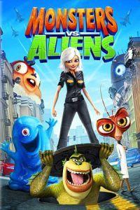 Monsters vs. Aliens (2009)