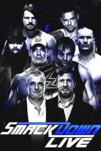 WWE Smackdown Live 1 November (2016)