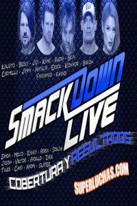 WWE Smackdown Live 2016 11 08 (2016)