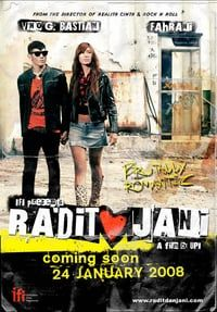 Nonton Film Radit & Jani (2008) Subtitle Indonesia Streaming Movie Download