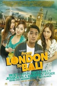 From London to Bali (2017)