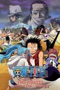 One Piece: Episode of Alabaster – Sabaku no Ojou to Kaizoku Tachi (2007)