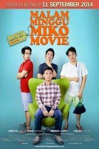 Malam Minggu Miko The Movie (2014)