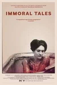 Contes immoraux: Immoral Tales (1973)