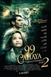 99 Cahaya Di Langit Eropa Part 2 (2014)