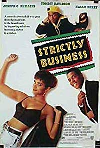 Nonton Film Strictly Business (1991) Subtitle Indonesia Streaming Movie Download