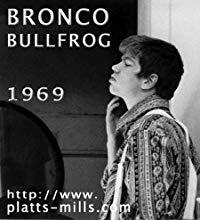 Bronco Bullfrog (1969)