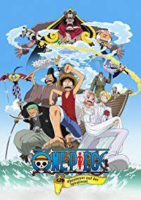 One Piece: Clockwork Island Adventure (2001)