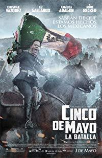 Cinco de Mayo: La Batalla (2013)