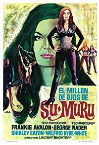 The Million Eyes of Sumuru (1967)