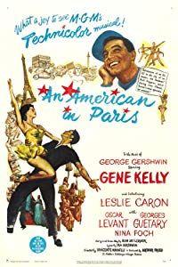 Nonton Film An American in Paris (1951) Subtitle Indonesia Streaming Movie Download