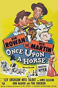 Once Upon a Horse… (1958)