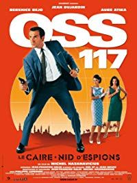 OSS 117: Cairo, Nest of Spies (2006)