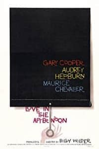 Love in the Afternoon (1957)