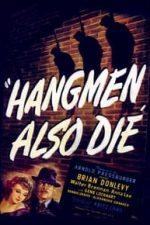 Nonton Film Hangmen Also Die! (1943) Subtitle Indonesia Streaming Movie Download