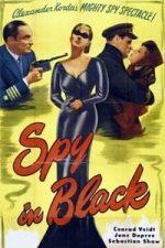 Nonton Film The Spy in Black (1939) Subtitle Indonesia Streaming Movie Download