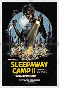 Sleepaway Camp II: Unhappy Campers (1988)