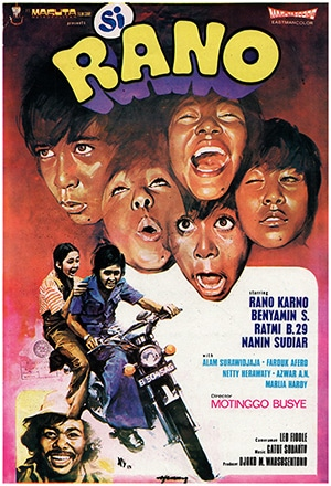 Nonton Film Si Rano (1973) Subtitle Indonesia Streaming Movie Download