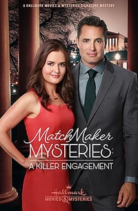Nonton Film The Matchmaker Mysteries: A Killer Engagement (2019) Subtitle Indonesia Streaming Movie Download