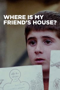 Where Is the Friend's House? (1987)