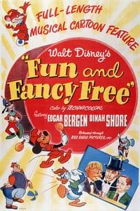 Fun and Fancy Free (1947)