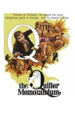 Nonton Film The Quiller Memorandum (1966) Subtitle Indonesia Streaming Movie Download