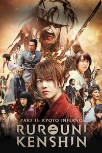 Nonton Film Rurouni Kenshin Part II: Kyoto Inferno (2014) Subtitle Indonesia Streaming Movie Download