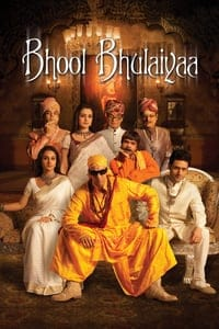 Nonton Film Bhool Bhulaiyaa (2007) Subtitle Indonesia Streaming Movie Download
