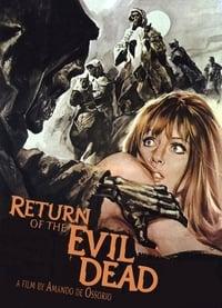Return of the Evil Dead (1973)
