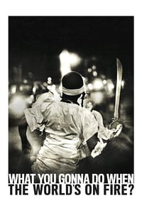 Nonton Film What You Gonna Do When the World's on Fire? (2018) Subtitle Indonesia Streaming Movie Download