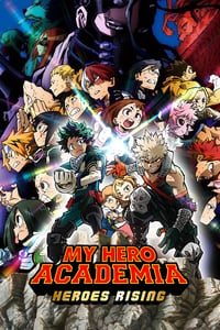Nonton Film My Hero Academia: Heroes Rising (2019) Subtitle Indonesia Streaming Movie Download